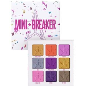 NIB Never Opened/Swatched Mini Breaker Palette